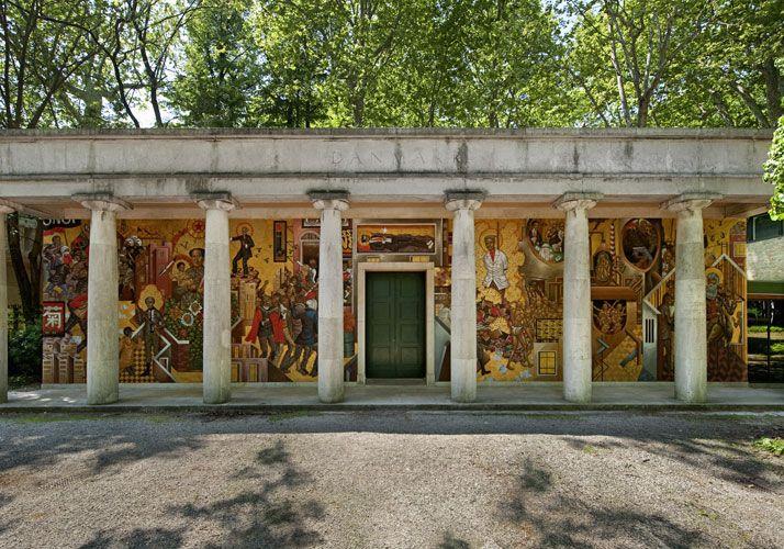 Stelios Faitakis  Danish Pavilion at the 54th Venice Biennale  Courtesy: la Biennale di Venezia