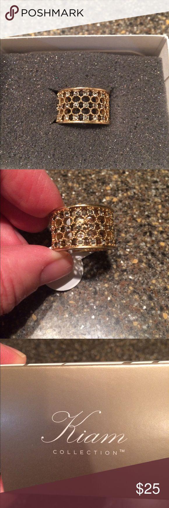 "Lia Sophia ""Damascus"" ring. Lia Sophia ""Damascus"". Kiam Collection. Size 9. Ring. Lia Sophia Jewelry Rings"