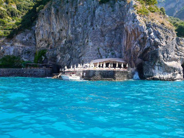 Escape of the Day: Da Adolfo, Positano