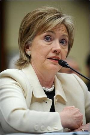 Hillary Rodham Clinton Suffers Concussion Following a Fainting Episode