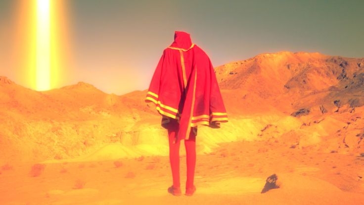 What the Video Game 'Journey' Would Be Like in Real Life