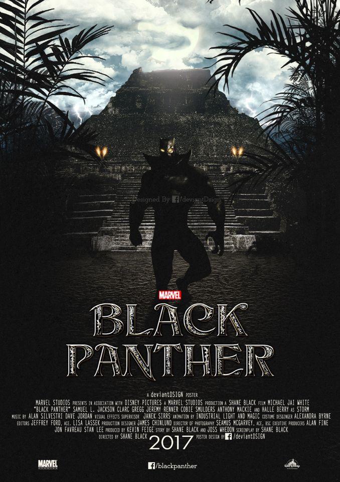 MARVEL's Black Panther (2017) | Release date: November 3 ...