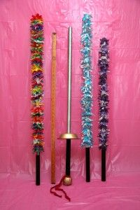 Make your own pinata stick