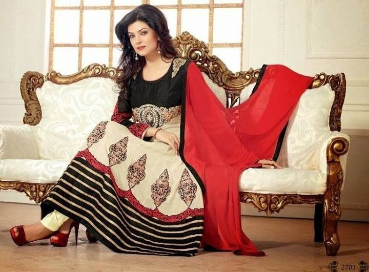 This is the image gallery of Sushmita Sen Anarkali Frocks Dresses 2014 for Girls. You are currently viewing Sushmita Sen Anarkali Frocks 2014 for Girls (8). All other images from this gallery are given below. Give your comments in comments section about this. Also share stylespoint.com with your friends.  #anarkalifrocks, #indiandresses, #anarkalisuits, #sushmitasen
