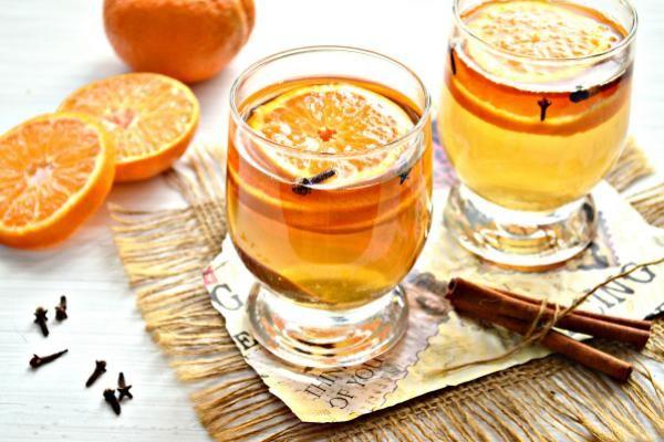 Чай из мандаринов с корицей http://citywomancafe.com/cooking/19/01/2016/chay-iz-mandarinov-s-koricey