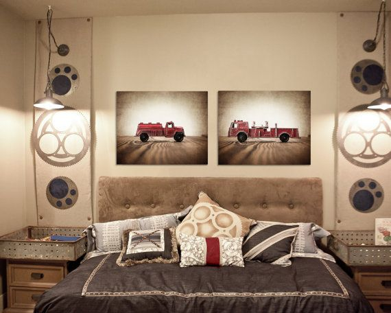 82 best Firefighter and Police bedroom ideas images on Pinterest   Bedroom  ideas  Firetruck and Fire truck beds. 82 best Firefighter and Police bedroom ideas images on Pinterest