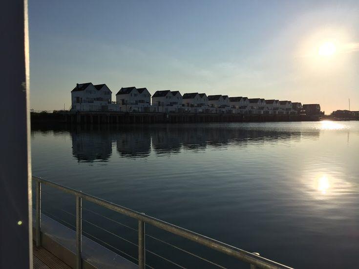 Sonnenuntergang an der Ostsee Ostsee, Ostsee ferienhaus