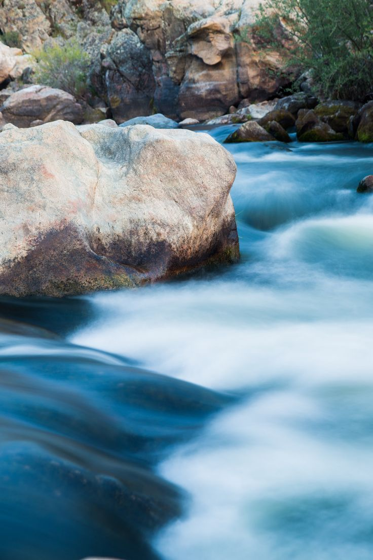 Stanislaus River in Knights Ferry CA