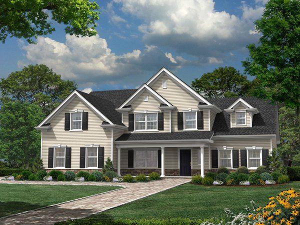 6 New Distinctive Homes at Branchburg, NJ, $735,000 to $850,000 Up. Model Open Sun 1-4. http://actvra.in/4PcN
