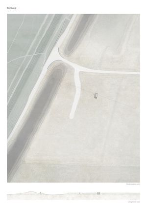 Drawing - Pavilion 5 Rhythms Earth - by Diana Lindboe