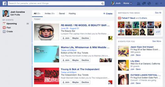Redesign για τη σελίδα των Facebook εκδηλώσεων και προτάσεις στους χρήστες!  http://www.mediasystems.gr/redesign-gia-th-selida-twn-facebook-ekdilwsewn-kai-protaseis-stous-xristes/