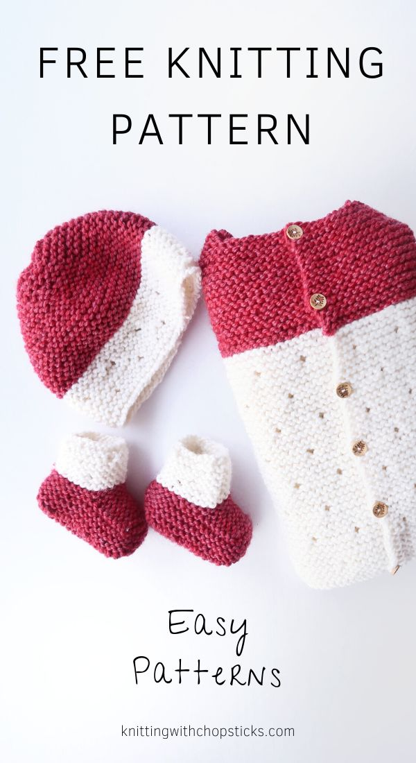 Learn About The Sweet And Simple Double Seed Stitch Baby