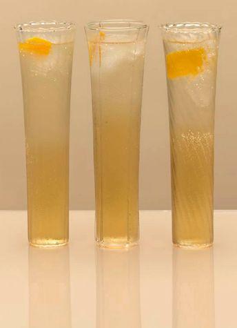 Lillet Champagne Cocktail: Ideas, Nye Drink, Food, Adult Beverages, Lillet Cocktails, Party, Drinks, Champagne Cocktails, Lillet Champagne