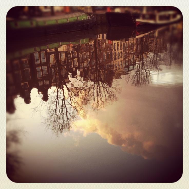 Amsterdam...mijn grote liefde