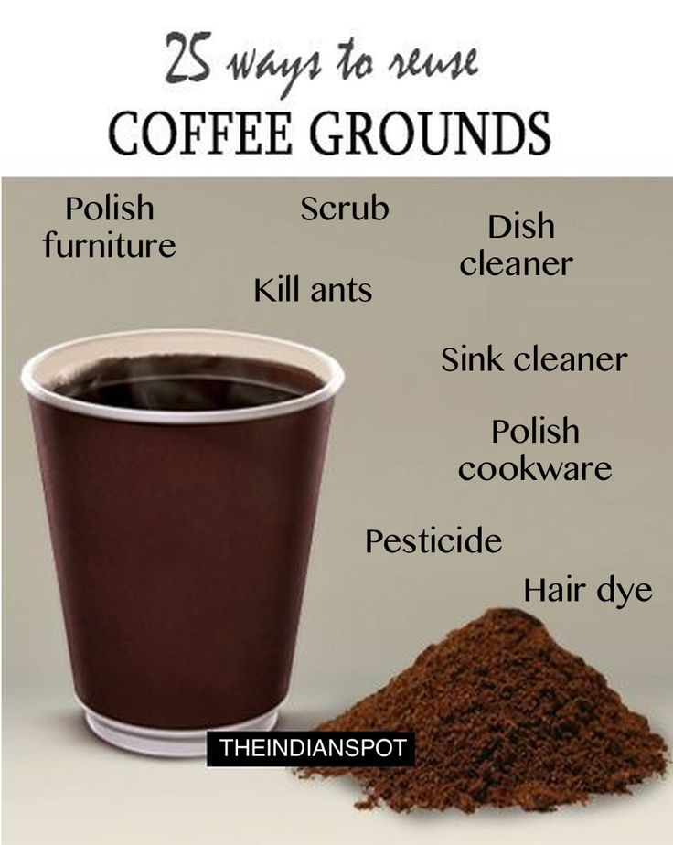 25 genius ways to recycle used coffee grounds ways to recycle and coffee - Coffee grounds six practical ways to reuse them ...
