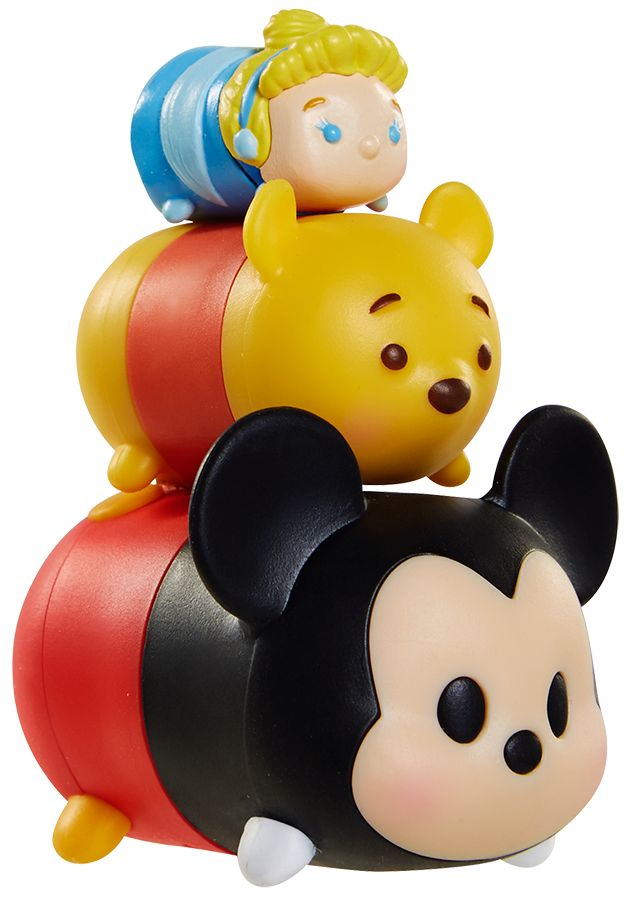 New Reward! Collect 'em! Stack 'em! Grab 'em while you can! The perfect gift for the Tsum Tsum fan on your list.
