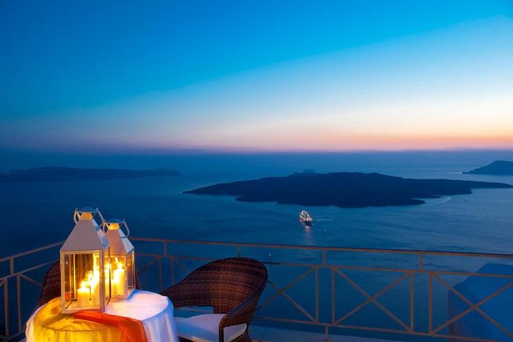 Santorini, Cyclades Islands, Greece