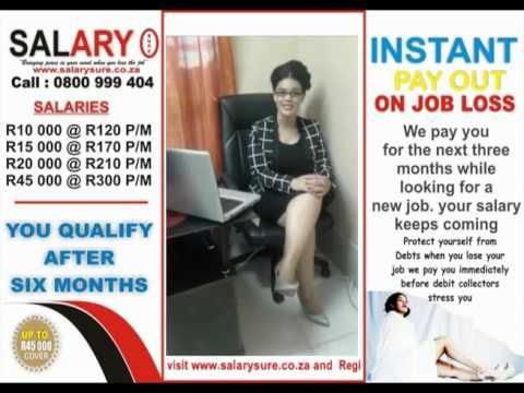 Salary Sure insurance cover