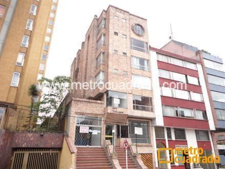 Arriendo de Apartamento en Chapinero Alto - Bogotá D.C. - MC1035509