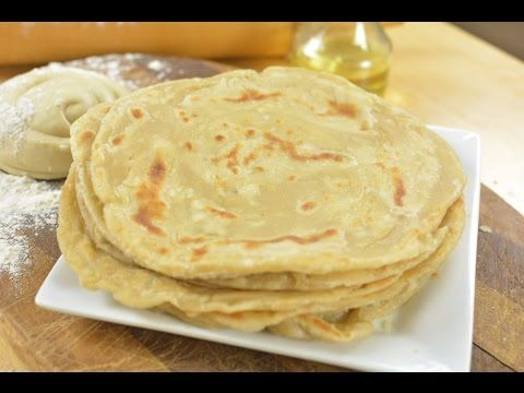 East African Chapati Recipe - Chef Lola's Kitchen - YouTube