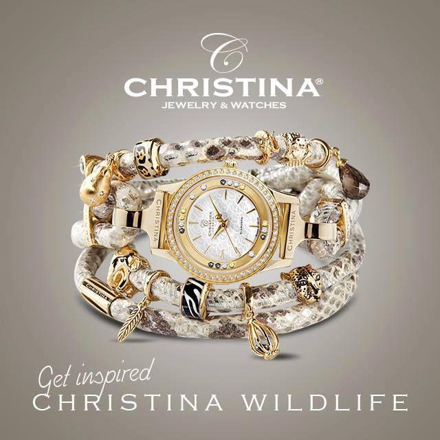 Christina Jewelry & Watches. Always with genuine gemstones. http://www.christinajewelry.com #christinawatches #christinajewelry