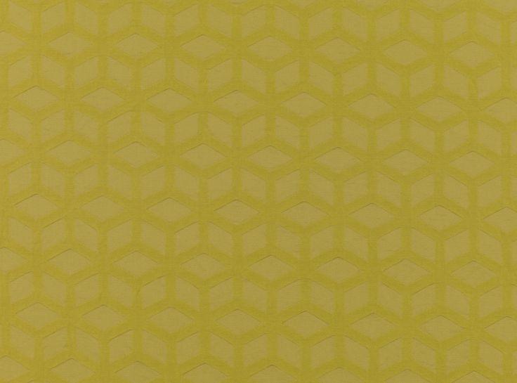 Una trama testurizzata propone un motivo che riproduce la luce maculato e le ombre che si formano sul suolo forestale quando la luce del sole scorre tra la chioma delle piante. Una lavabile trama testurizzata Tessuti per tappezzeria, Stampati, Tende e Carta da parati