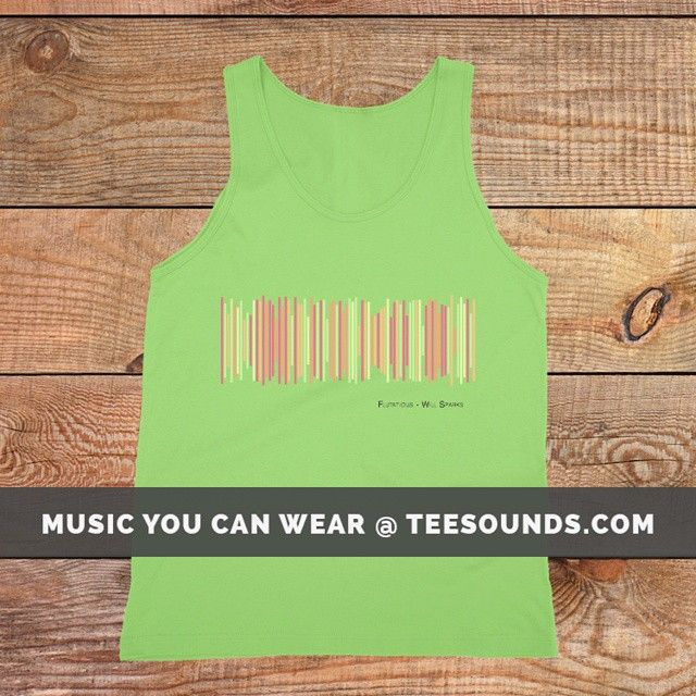 Flutatious by Will Sparks  Design your own @ teesounds.com  ONLY $28 WITH FREE WORLDWIDE DELIVERY