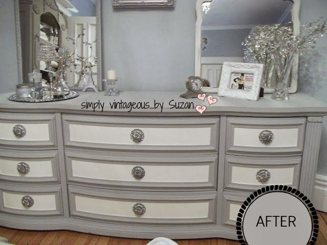 Best 10 Bedroom furniture redo ideas on Pinterest Chalk paint