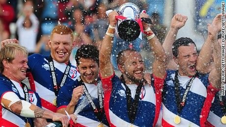The concept of a united Britain may have taken a hit in recent times, but Team GB's three-nation rugby sevens squad is focused on winning gold at the Rio Olympics.