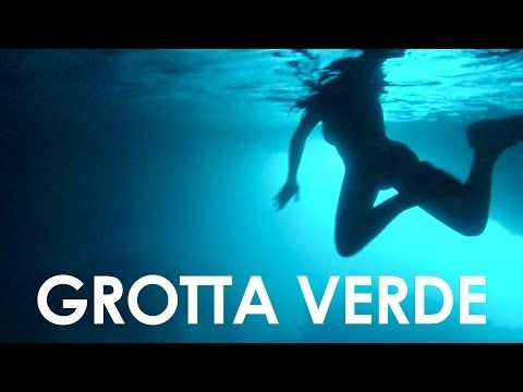 Salento GROTTA VERDE - ANDRANO