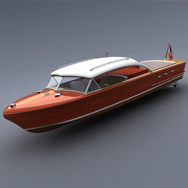 Besides, Chris Crafts are the epitome of a long gone era when sleek, elegant and beautiful ruled performance.