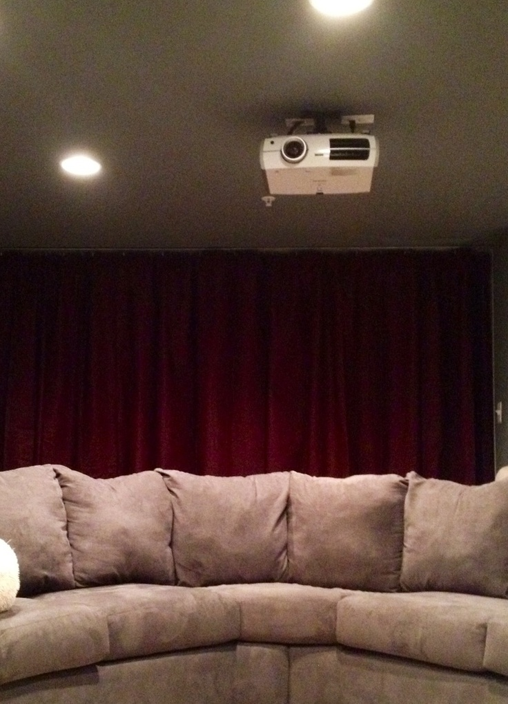 Make Your Home Theater Room Feel Like You Are At The Movies
