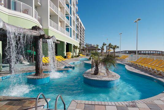 Newest Resorts in Myrtle Beach SC 2019 | Beachfront Resorts