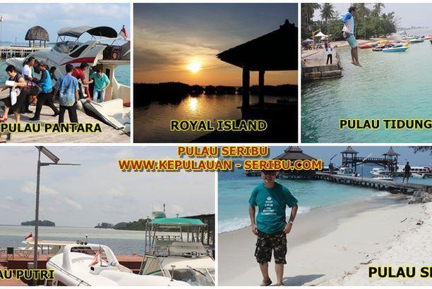 Pulau Seribu Island