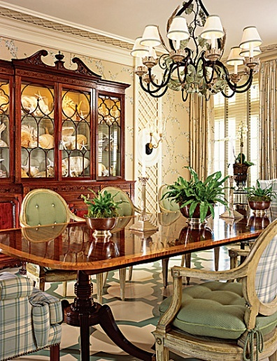 54 best images about beautiful dining rooms on pinterest for Dining hall wall design
