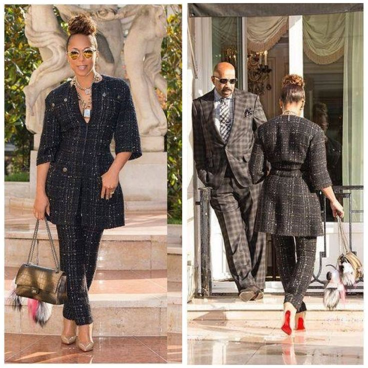 Man Cave With Steve Harvey : Best images about classic marjorie harvey on