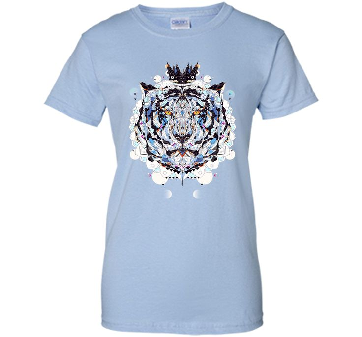 Charming Tiger Electro Acoustic Guitar 2017 T Shirt