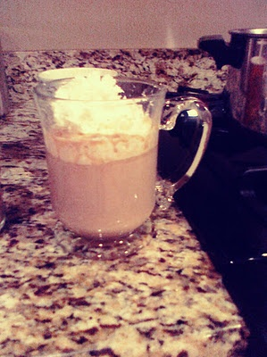 pumpkin spice hot cocoa | Guzzlers & Sippers | Pinterest | Pumpkin ...