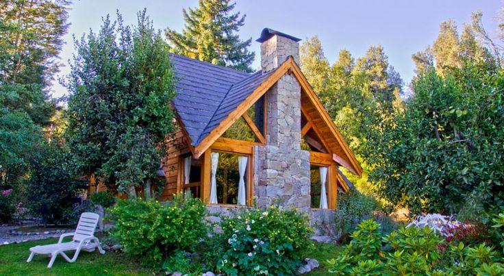 Booking.com: Lodge Tillka - Casas de Montaña - Villa La Angostura, Argentina