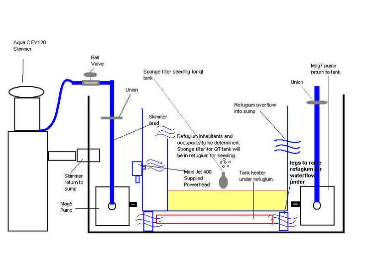 how to set up tank filter system eheim