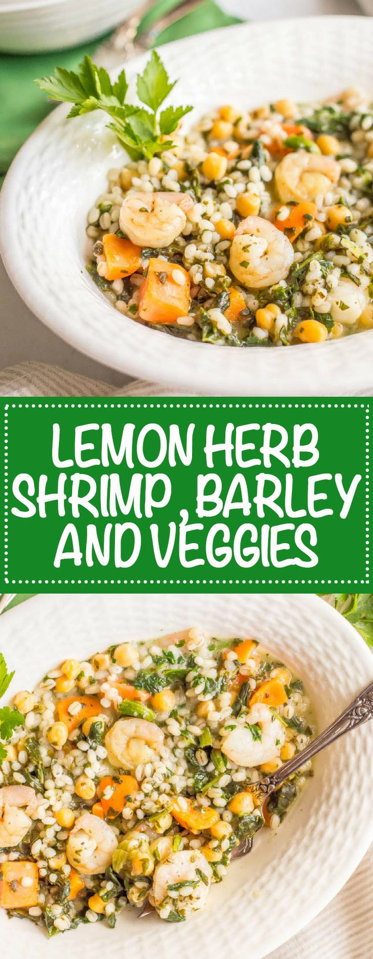 This lemon herb shrimp and veggies dinner is a frozen meal kit entree (#ad) that's microwavable and ready in just 10 minutes. Perfect to have on hand for busy weeks! | www.familyfoodonthetable.com