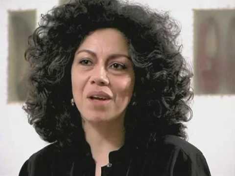 Doris Salcedo on her Colombian Roots - YouTube