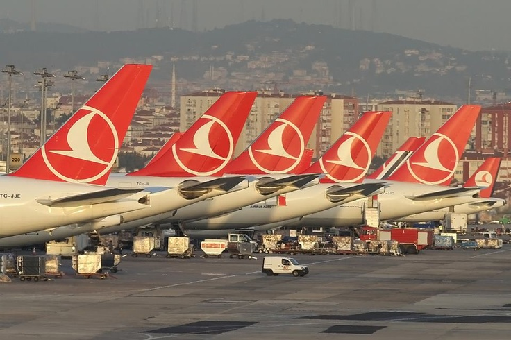 Turkish Airlines, LTBA (Taken by Ilgaz Deger)