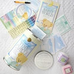 Win the Best Baby Shower keepsake gift. FREE Baby Time Capsule. Like a Baby Memory box. Perfect for first Mother's Day gift. #Win #Giveaway