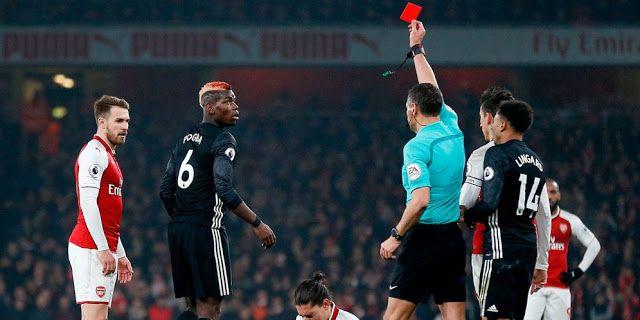 Bolacasino88.com - Mantan pemain Chelsea, Frank Lampard  mengklaim bahwa pelatih Jose Mourinho harus disalahkan setelah Paul Pogba mendapa...