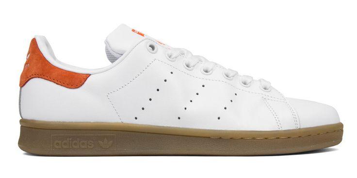 "http://SneakersCartel.com adidas Stan Smith ""White Gum"" Pack #sneakers #shoes #kicks #jordan #lebron #nba #nike #adidas #reebok #airjordan #sneakerhead #fashion #sneakerscartel"