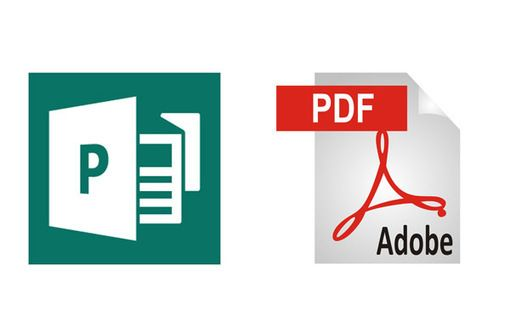 How To Create PDF Files With Microsoft Publisher 2013