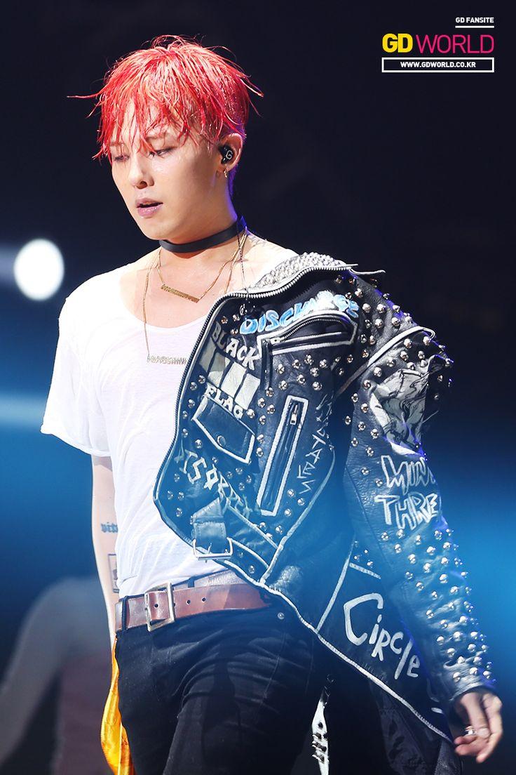 BIGBANG // G-DRAGON