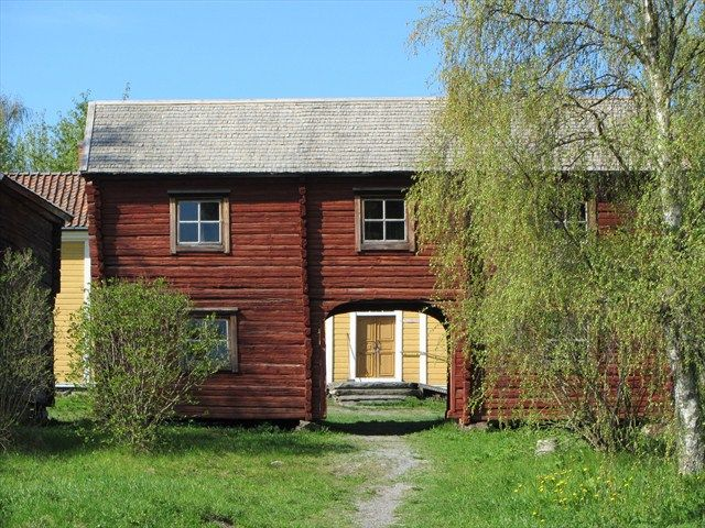 Kokkola, Kaarlela Local History Museum. Central Ostrobothnia province of Western Finland - Keski-Pohjanmaa