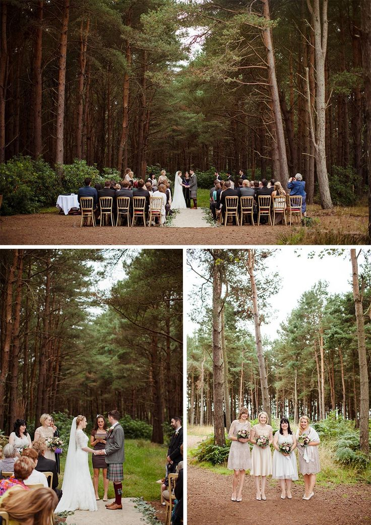 Our Favourite Woodland Wedding Venues